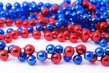 Free Decoration Balls Royalty Free Stock Image - 3250696