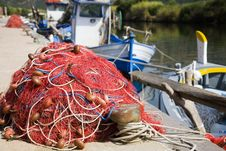 Free Fishing Nets Stock Photos - 3251273