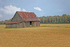 Free Rural Autumnal. Stock Image - 3251941