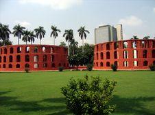 Free Jantar Mantar, New Delhi Stock Image - 3252481