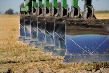 Free Plow In Field Stock Photo - 3252540