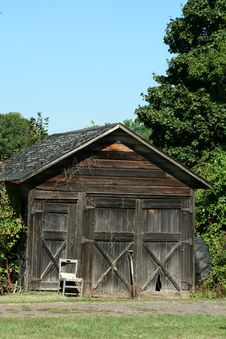 Free Old Barn Stock Photography - 3254612