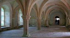 Free Abbey Of Fonternay Stock Images - 3255714