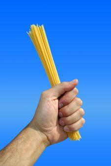 Free Italy Pasta Food Italian Hand Stock Photography - 3257232