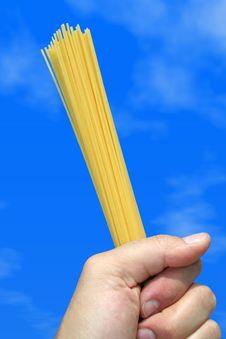 Free Italy Pasta Food Italian Hand Royalty Free Stock Photography - 3257847