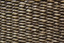 Free Plaited Mats Made From Banana Royalty Free Stock Images - 3258469