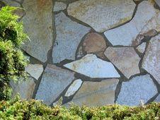 Free Rock Wall Royalty Free Stock Photos - 3258548