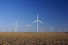 Free Wind Farm Stock Photo - 3258940