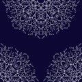 Free Vintage Leaf Black Ornament Background Royalty Free Stock Images - 32500059