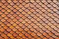 Free Orange Roof Texture Stock Photos - 32503413