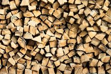 Free Firewood Royalty Free Stock Photography - 32504587