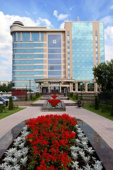 Free Arbitration Court In Perm. Stock Photo - 32508700