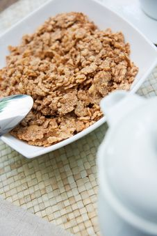Free Cereal Breakfast Royalty Free Stock Photos - 32509908