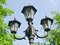 Free Light Poles Royalty Free Stock Images - 32502189