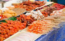 Thai Street Food Stock Image