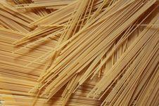 Spaghetti Still Life Stock Photo