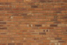 Free Brick Wall Royalty Free Stock Photo - 32556865