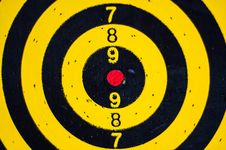 Free Darts Board Stock Photography - 32561452