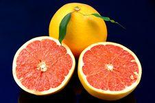 Free Grapefruit. Royalty Free Stock Photography - 32567227