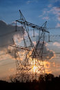Free High Voltage Tower Stock Images - 32570114