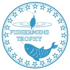 Free Trophy Fishermen Royalty Free Stock Photography - 32572617