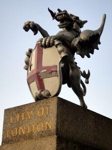 Free British Dragon Stock Photography - 32573532