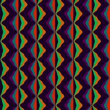 Free Abstract Retro Geometric Seamless Pattern Stock Photos - 32574923