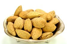 Free Almonds Stock Photography - 32576232