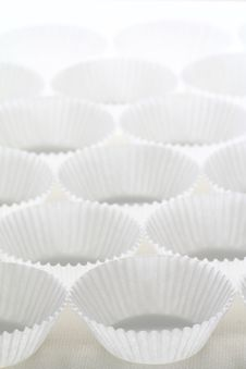 Free Baking Paper Cups Royalty Free Stock Photo - 32587945