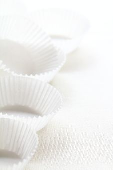 Free Baking Paper Cups Stock Photo - 32587990