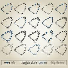 Triangular Stock Image