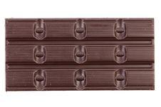 Free Dark Chocolate Bar. Royalty Free Stock Photos - 32594178