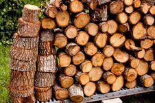 Free Fire Wood Stock Photo - 32597170