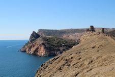Free Genoese Fortress Cembalo, Balaklava, Sevastopol, Ukraine Stock Photo - 32599950