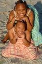 Free Sisters Potrait Stock Photos - 3264493