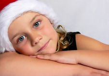 Joy Of Christmas Royalty Free Stock Photo