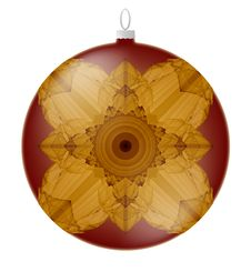 Christmas Ornament Illustratio Royalty Free Stock Photo