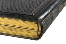 The Golden Book Royalty Free Stock Photos