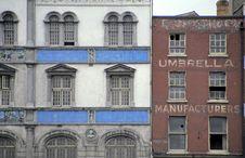 Free Facades Of Dublin No.1 Royalty Free Stock Image - 3263676