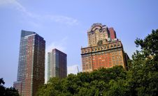 Free Tall Buildings In Nyc Stock Photo - 3264060