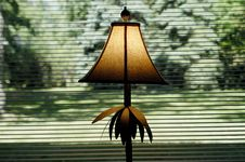 Free Table Lamp Royalty Free Stock Image - 3264536