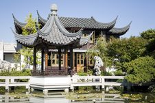 Free Chinese Temple Stock Photo - 3264900
