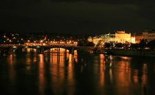 Free The Beautiful Prague City Royalty Free Stock Images - 3265029