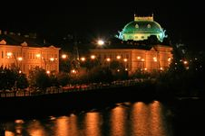 Free The Beautiful Prague City Stock Images - 3265084