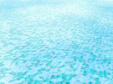 Free Aquamarine Background Royalty Free Stock Photo - 3265565