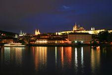 Free The Beautiful Prague City Royalty Free Stock Photo - 3268045