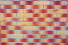 Brickwall Royalty Free Stock Photography