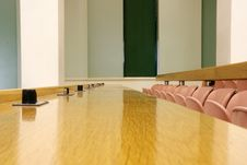 Free Conference Room Seat Row Stock Images - 3269754