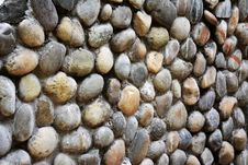 Free Stone Wall Texture Royalty Free Stock Image - 32602106