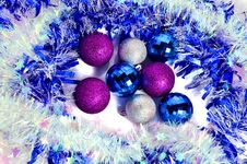 Free Christmas Decoration Royalty Free Stock Photos - 32603388